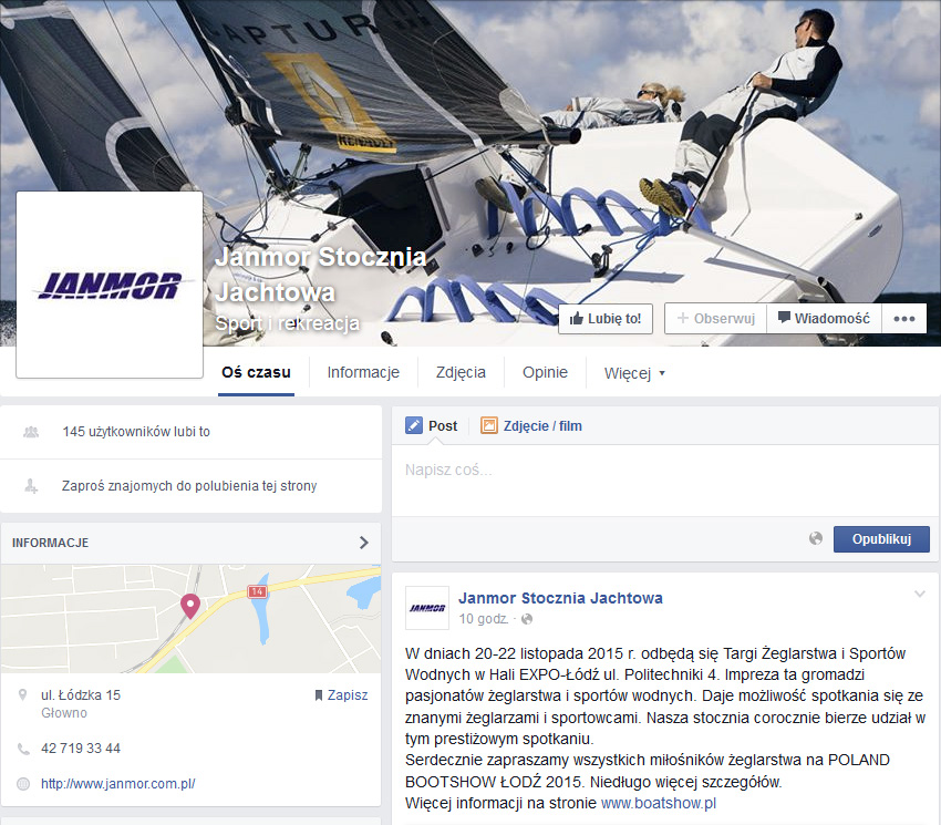 facebook janmor site